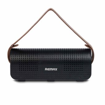 Remax RB-H1 Portable 2.1 HiFi Stereo Bluetooth Speaker (Black)