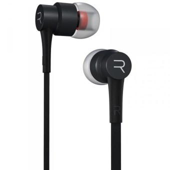 Remax Super Bass In-Ear Stereo Earphone HeadPhone Headset WithMicrophone For Android ios Phone Black