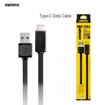 Remax Type-C Fast Data Cable Quick Charge Data Transmission 3.0(Black)