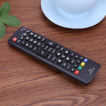 Remote Control AKB73715605 Replacement for LG 50LN5400 50PN450055LN5400 TV (Black) - intl - 2