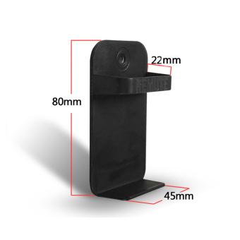 Remote Control Mount Holder for Apple TV 3/4 Remote Control - Black- intl - 2