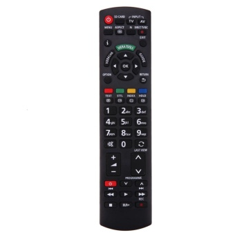 Remote Control Replacement for Panasonic LCD/LED/HDTV N2QAYB000487- intl