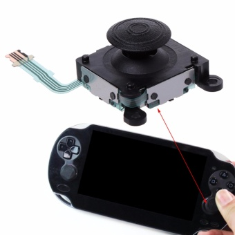 Replacement Left Right 3D Analog Control Joystick For Sony PS Vita PSV 2000 - intl