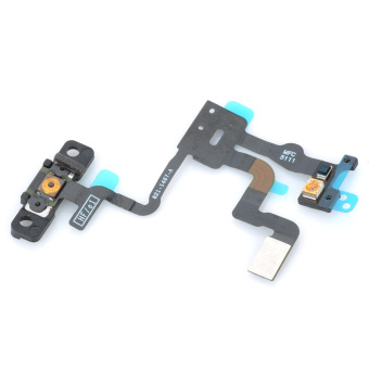 Replacement Light Proximity Sensor Power Button Flex Cable ForiPhone 4S - 2