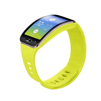 Replacement Watch Wrist Strap Wristband for Samsung Galaxy Gear FitYE - intl