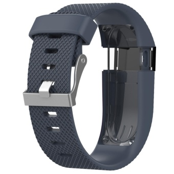 Replacement Wrist Band Strap for Fitbit Charge HR Activity Tracker- intl - 3