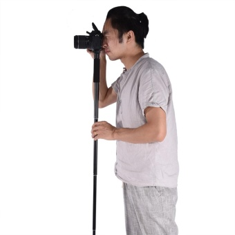 Retractable Camera Stand Stabilizer Mono Pod Photography Standingfor DSLR and DV - intl