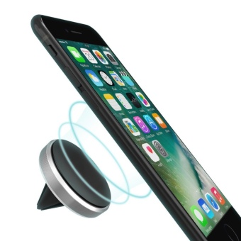 RGbasics Universal Air Vent Car Phone Mount Holder for Smartphones