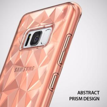 Ringke Air Prism Case for Samsung Galaxy S8 Plus (Rose Gold) - 3