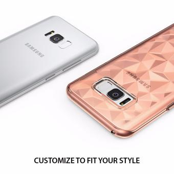 Ringke Air Prism Case for Samsung Galaxy S8 Plus (Rose Gold) - 4