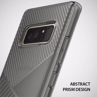 Ringke Bevel Case for Samsung Galaxy Note 8 (Smoke Black) - 2
