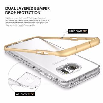 Ringke Frame TPU Bumper Case for Samsung Galaxy S7 Edge (OceanBlue) - 2