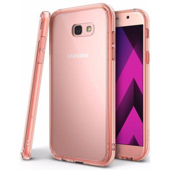samsung a3 2017. ringke fusion case for samsung galaxy a3 2017 (rose gold)