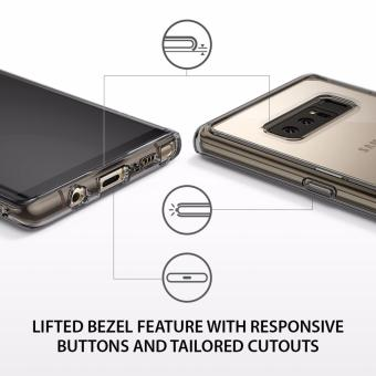 Ringke Fusion Case for Samsung Galaxy Note 8 (Smoke Black) - 4