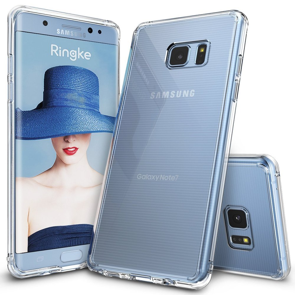 Philippines Ringke Fusion Case For Samsung Galaxy Note Fe 7 Clear