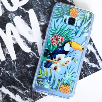 Ringke Fusion Design Case for Samsung Galaxy S8 Plus (AlohaParadise)