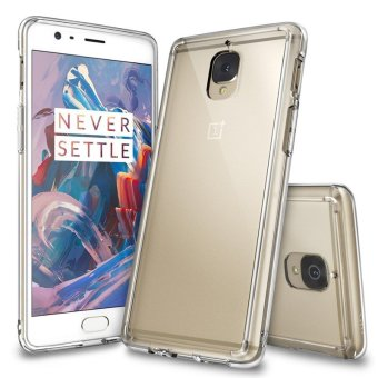 Ringke Fusion PC And TPU Back Cover Case For OnePlus 3T / OnePlus 3(Clear) - intl