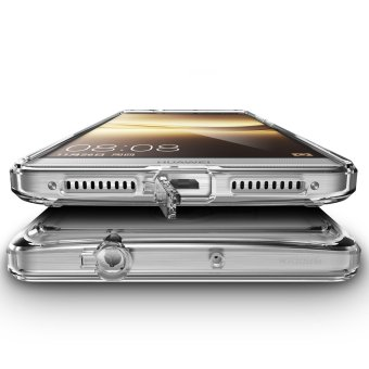 Ringke Fusion TPU Bumper Cover Case for Huawei Mate 8 (Clear) - 4