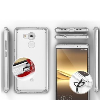 Ringke Fusion TPU Bumper Cover Case for Huawei Mate 8 (Clear) - 3