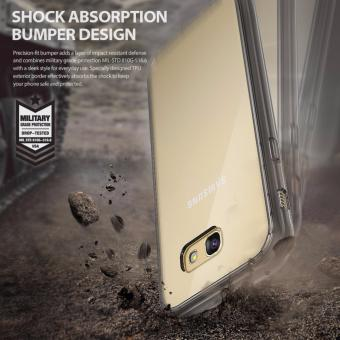 Ringke Fusion TPU Cover Case for Samsung Galaxy A5 2017 (Clear) - 5