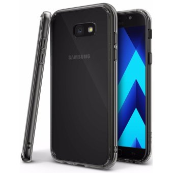 Ringke Fusion TPU Cover Case for Samsung Galaxy A5 2017 (SmokeBlack)