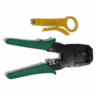 RJ45 RJ11 RJ12 4p 6p 8p Wire Cable Crimper with Wire Strpper,Crimping Tool network