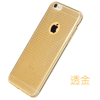Rock iphone6 Shishang soft female back cover shell mobile phone protective shell