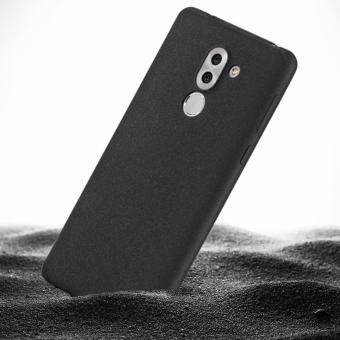 Rock sand design Full cover soft case for Huawei Gr5 2017(rosegold) - 2