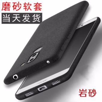 Rock sand design Full cover soft case for Huawei Gr5 2017(rosegold) - 3