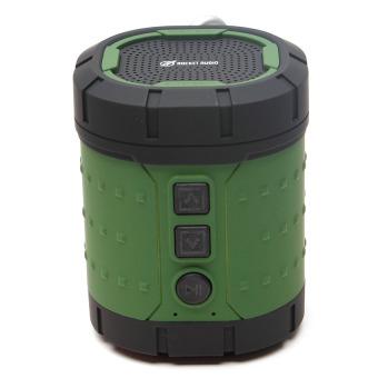 Rocket Audio BV350 Mini Bluetooth Speaker (Army Green)