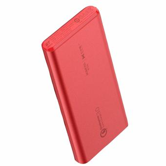 ROMOSS GT Pro 10000mAh Power Bank Quick Charge 3.0 LED Display Li-polymer Battery Dual USB Output (Red) - 3