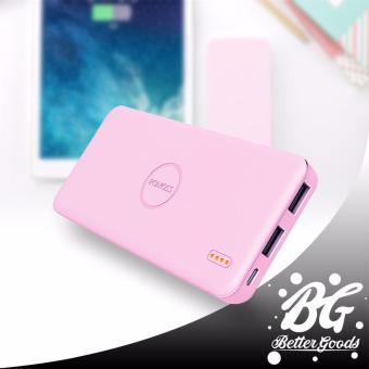 Romoss Polymos 5 Ultra 5000 mAh Li-Polymer Fashion Design Power bank (Pink) Price Philippines