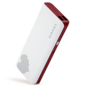Romoss Sense 4 10400mAh Dual Output Power Bank (Pixel Heart)