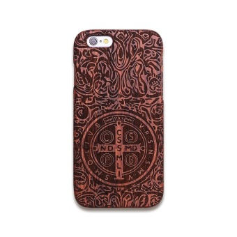 Rosewood True Wood Phone Case for Apple iPhone 5/5s/se -Constantine - intl