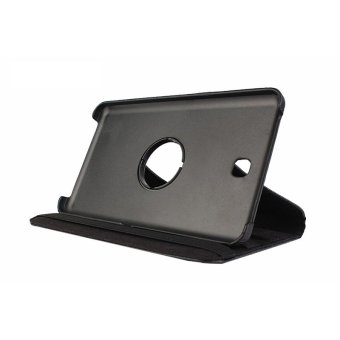 Rotating 360 Case Cover for Samsung Galaxy Tab 3 (Black)