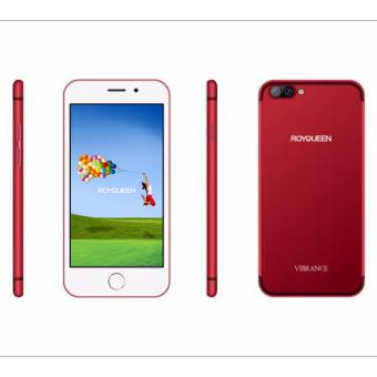 Royqueen Vibrance Smartphone Red Price Philippines