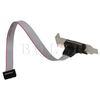RS232 9Pin Male Female Cable Set of 2 - picture 2
