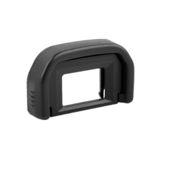Rubber Eyecup Viewfinder for Canon EOS 550D/500D/450D/1000D/400D (Black)