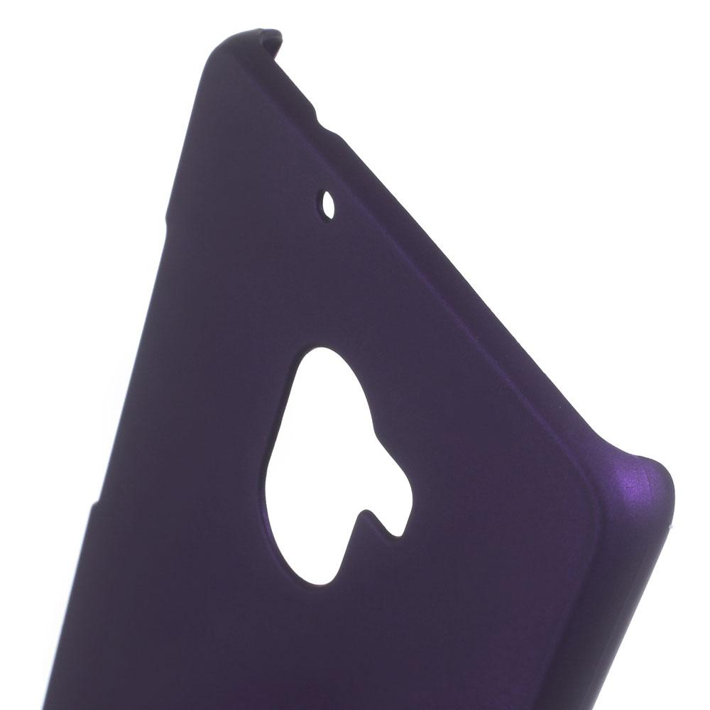... Rubberized Hard PC Case for Lenovo A7010 / Vibe X3 Lite / K4 Note -Purple ...