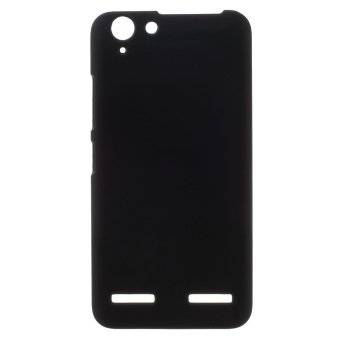 Rubberized Hard Plastic Case for Lenovo Vibe K5 Plus / Vibe K5 -Black - intl
