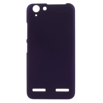 Rubberized Hard Plastic Case for Lenovo Vibe K5 Plus / Vibe K5 - Purple - intl