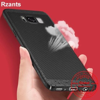 Rzants For Samsung Galaxy S8 Plus Hot Breath Hard Back Case HeatDissipation Cover - intl