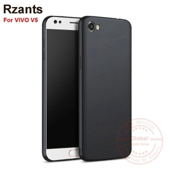 Rzants For vivo V5 Ultra-thin Soft Back Case Cover - intl