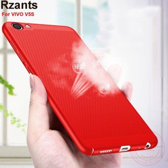 Rzants For VIVO V5S Hot Breath Hard Back Case Heat Dissipation Cover - intl