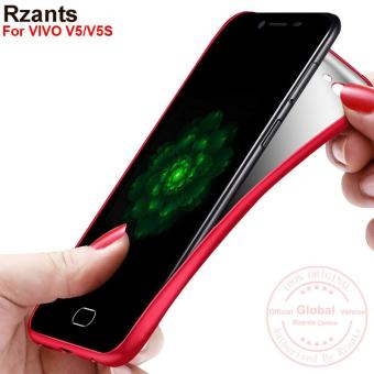Rzants For VIVO V5/V5S Smooth Ultra-thin light Soft Back Case Cover- intl