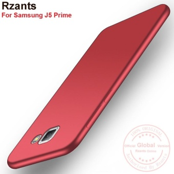 Rzants Ultra-thin Soft Back Case Cover For Sam sung Galaxy J5 Prime - intl