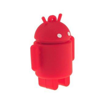 S & F Robot 32GB USB Flash Drives Computer Pen Drives (Red) (Intl)