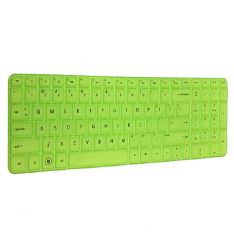 S & F Silicone Anti-dust Keyboard Cover Skin Protector for HP Pavilion New DV6 Series (Green) - Intl - picture 2