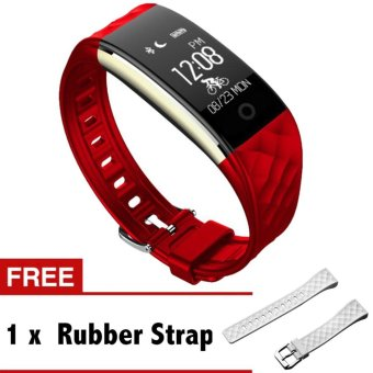 S2 Smartband Bluetooth 4.0 Smart Bracelet Wristband Fitness Trackerfit bit flex Watch pk for xiaomi mi band 2 SH02 - intl