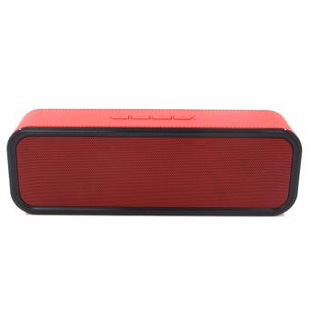 S2023 New High Quality Portable Wireless Bluetooth Speaker (Red) - 2